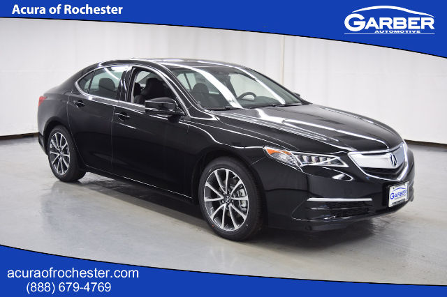 new 2017 acura tlx 3 5 v 6 9 at p aws with technology package sedan in rochester ha000682. Black Bedroom Furniture Sets. Home Design Ideas